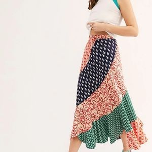Free PeopleThe Medley Maxi Skirt